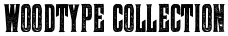 Woodtype Collection font