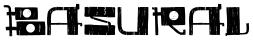 Basural font