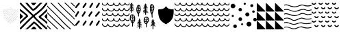 Intro Goodies font