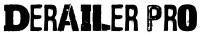 Derailer Pro font