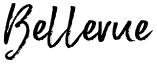 Bellevue font